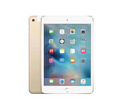 Apple iPad mini 4 128GB + modem Gold (MK782FD/A)