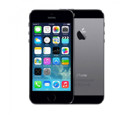 Apple iPhone 5S 16GB Space Gray (ME432LP/A)