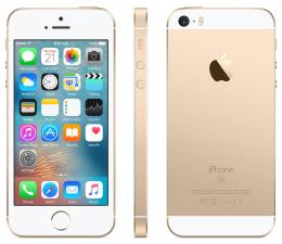 Apple iPhone SE 64GB Gold (MLXP2LP/A)