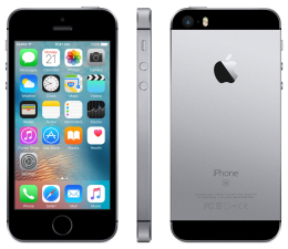 Apple iPhone SE 64GB Space Gray (MLM62LP/A)