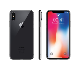 Apple iPhone X 64GB Space Gray (MQAC2PM/A)