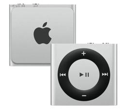 Apple iPod shuffle 2GB - Silver (MKMG2RP/A)