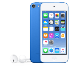 Apple iPod touch 128GB - Blue (MKWP2RP/A)