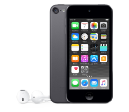 Apple iPod touch 128GB - Space Gray (MKWU2RP/A)