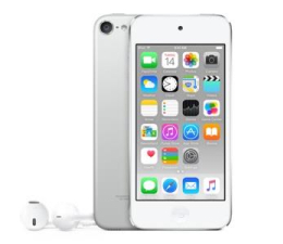 Apple iPod touch 16GB - Silver (MKH42RP/A)