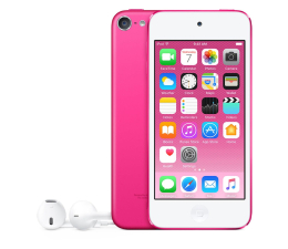 Apple iPod touch 32GB - Pink (MKHQ2RP/A)