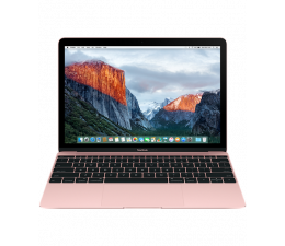 "Apple Macbook 12"" i5 1,3GHz/8GB/512/macOS Rose Gold (MNYN2ZE/A)"