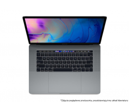 Apple MacBook Pro i9 2,9GHz/32/512/Radeon 560X Space (MR942ZE/A/P1/R1 - CTO)