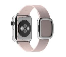 Apple Pasek Nowoczesna Klamra do koperty 38mm M różowy (MJ582ZM/A)