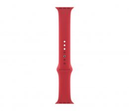Apple Pasek sportowy RED do koperty 44 mm  (MU9N2ZM/A)