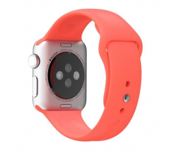 Apple Silikonowy do Apple Watch 38 mm różowy (MJ4K2ZM/A)