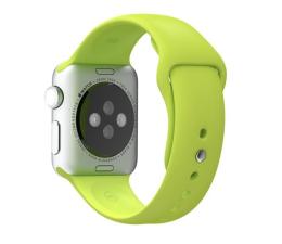 Apple Silikonowy do Apple Watch 38 mm zielony (MJ4L2ZM/A)