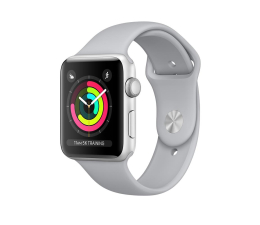 Apple Watch 3 42/Silver Aluminium/FogSport GPS (MQL02MP/A)