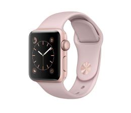 Apple Watch 38/Rose Gold Aluminium/Pink Sand Sport Band (MNNH2MP/A)
