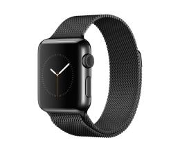 Apple Watch 38/Space Black StainlessSteel/Black Milanese (MMFK2PL/A)