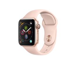 Apple Watch 4 40/Gold Aluminium/Pink Sport GPS  (MU682WB/A)