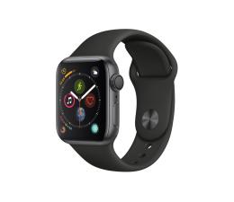 Apple Watch 4 40/SpaceGray Aluminium/Black Sport GPS  (MU662WB/A)