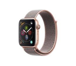 Apple Watch 4 44/Gold Aluminium/Pink Sport Lo GPS  (MU6G2WB/A)