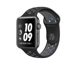Apple Watch Nike+ 38/SpaceGrayAluminium/Black/CoolGray (MNYX2MP/A)