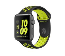 Apple Watch Nike+ 38/SpaceGrayAluminium/Black/Volt  (MP082MP/A)
