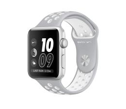 Apple Watch Nike+ 42/Silver Aluminium/White Sport (MQ192MP/A)