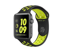 Apple Watch Nike+ 42/SpaceGreyAluminium/Black/Volt  (MP0A2MP/A)