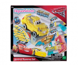 Aquabeads Disney Auta 3 Cruz Ramirez 3D 30208 (30208)