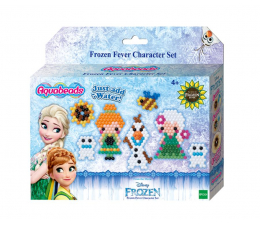 Aquabeads Disney Frozen Fever zestaw Gorączka Lodu 30068 (30068)