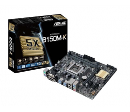 ASUS B150M-K (B150 PCI-E DDR4)