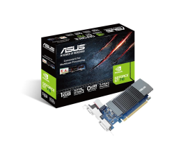 ASUS GeForce GT 710 Silent LP 1GB GDDR5 (GT710-SL-1GD5-BRK)