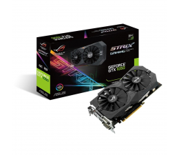 ASUS GeForce GTX 1050 Strix OC 2GB GDDR5 (STRIX-GTX1050-O2G-GAMING)
