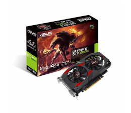 ASUS GeForce GTX 1050 Ti CERBERUS 4GB GDDR5 (CERBERUS-GTX1050TI-A4G)