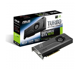 ASUS GeForce GTX 1070 8GB 256bit Turbo (TURBO-GTX1070-8G)