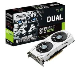 ASUS GeForce GTX 1070 Dual 8GB GDDR5 (DUAL-GTX1070-8G)