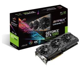 ASUS GeForce GTX 1080 OC 8GB GDDR5X (ROG-STRIX-GTX1080-O8G-11GBPS)