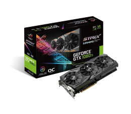 ASUS GeForce GTX 1080 Ti Strix ROG OC 11GB GDDR5X (ROG-STRIX-GTX1080TI-O11G-GAMING)