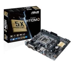 ASUS H110M-D (H110 PCI-E DDR4)