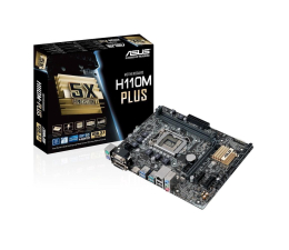 ASUS H110M-PLUS (H110 PCI-E DDR4)