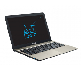 ASUS R541UA-DM1404D-8 i3-7100U/8GB/256SSD/DVD (R541UA-DM1404D)