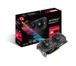ASUS Radeon RX 570 STRIX OC 4GB GDDR5  (ROG-STRIX-RX570-O4G-GAMING)
