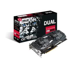 ASUS Radeon RX 580 Dual OC 4GB GDDR5 (DUAL-RX580-O4G)