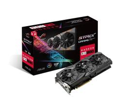 ASUS Radeon RX 580 TOP Edition 8GB GDDR5  (ROG-STRIX-RX580-T8G-GAMING)