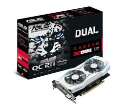 ASUS Radeon RX460 Dual OC 2GB (DUAL-RX460-O2G)