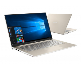 ASUS VivoBook S330FA i3-8145U/8GB/256/Win10 Złoty (S330FA-EY045T)