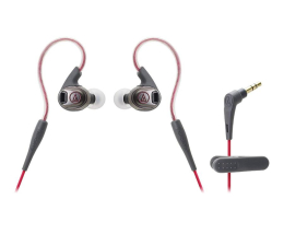 Audio-Technica ATH-SPORT3 Czerwony (ATH-SPORT3RED)