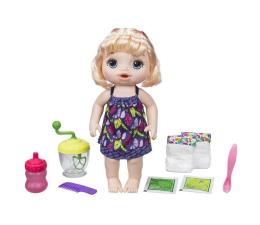 Baby Alive Słodka przekąska blondynka (E0586)
