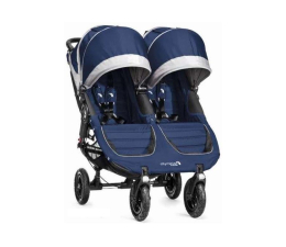 Baby Jogger City Mini Double GT Cobalt Gray (47406143009)