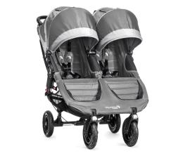 Baby Jogger City Mini Double GT Steel Gray (047406136926)