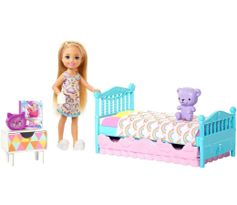 Barbie Chelsea Zestaw Do Spania (FXG83)