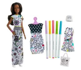 Barbie Crayola lalka Kolorowa moda Nikki (FPH91 )
